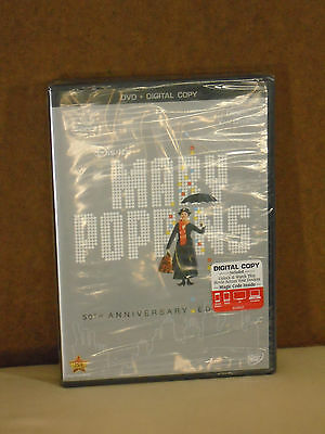 NEW Mary Poppins (DVD, 2013, 50th Anniversary Edition Includes Digital Copy)