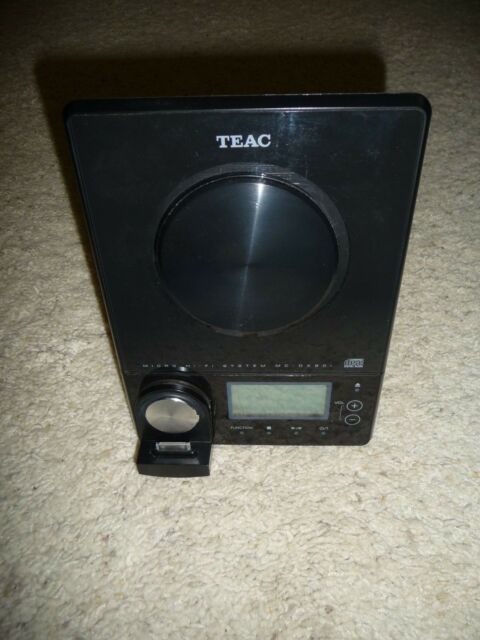 TEAC MC-DX50i Hi-Fi Stereo CD Player Radio Ipod Dock and Power Supply Only