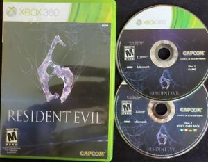 Resident-Evil-6-Microsoft-Xbox-360-2012-100-Guaranteed