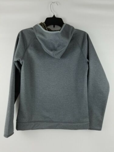 NWT Boys Under Armour Storm Armour Stacked Fleece Hoodie 1314080 S L $50