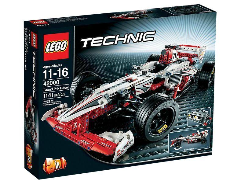Lego ® Technic 42000 Voiture de sport Nouveau neuf dans sa boîte _ Racer NEW En parfait état, dans sa boîte scellée Boîte d'origine jamais ouverte