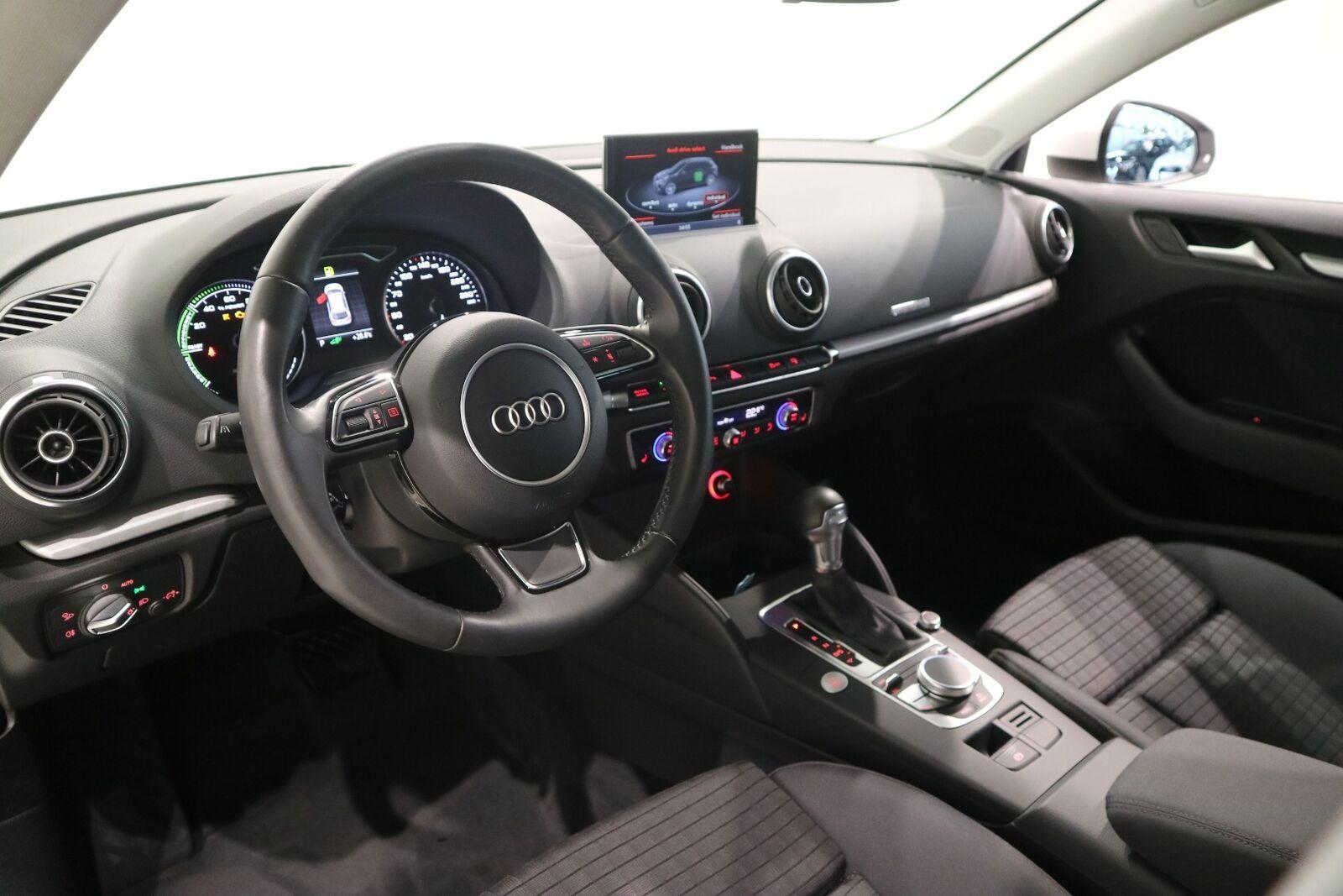 Audi A3 1,4 e-tron Ambition Sportback S-tr. - billede 10