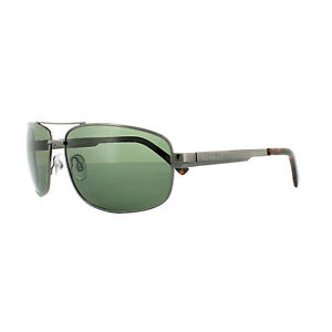 Polaroid Sunglasses P4314 KIH RC Black Green Polarized 762753186935 ... 1731351dde