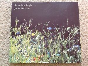 James-Yorkston-Someplace-Simple-CD-5-tracks-Domino