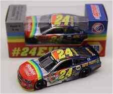 NASCAR JEFF GORDON & CHASE ELLIOTT 24EVER NAPA PAINT SCHEME 1/64 DIECAST CAR
