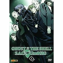 Ghost-in-the-Shell-Stand-Alone-Complex-2ndGIG-Vol-DVD-etat-tres-bon