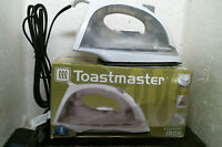 Toastmaster 3305 Steam & Dry Iron, Portable, Easy To Use, Free Ship