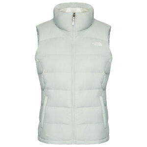 5a55d3c841 NEW THE NORTH FACE Nuptse ll - women s down 700 vest size XL Gray ...