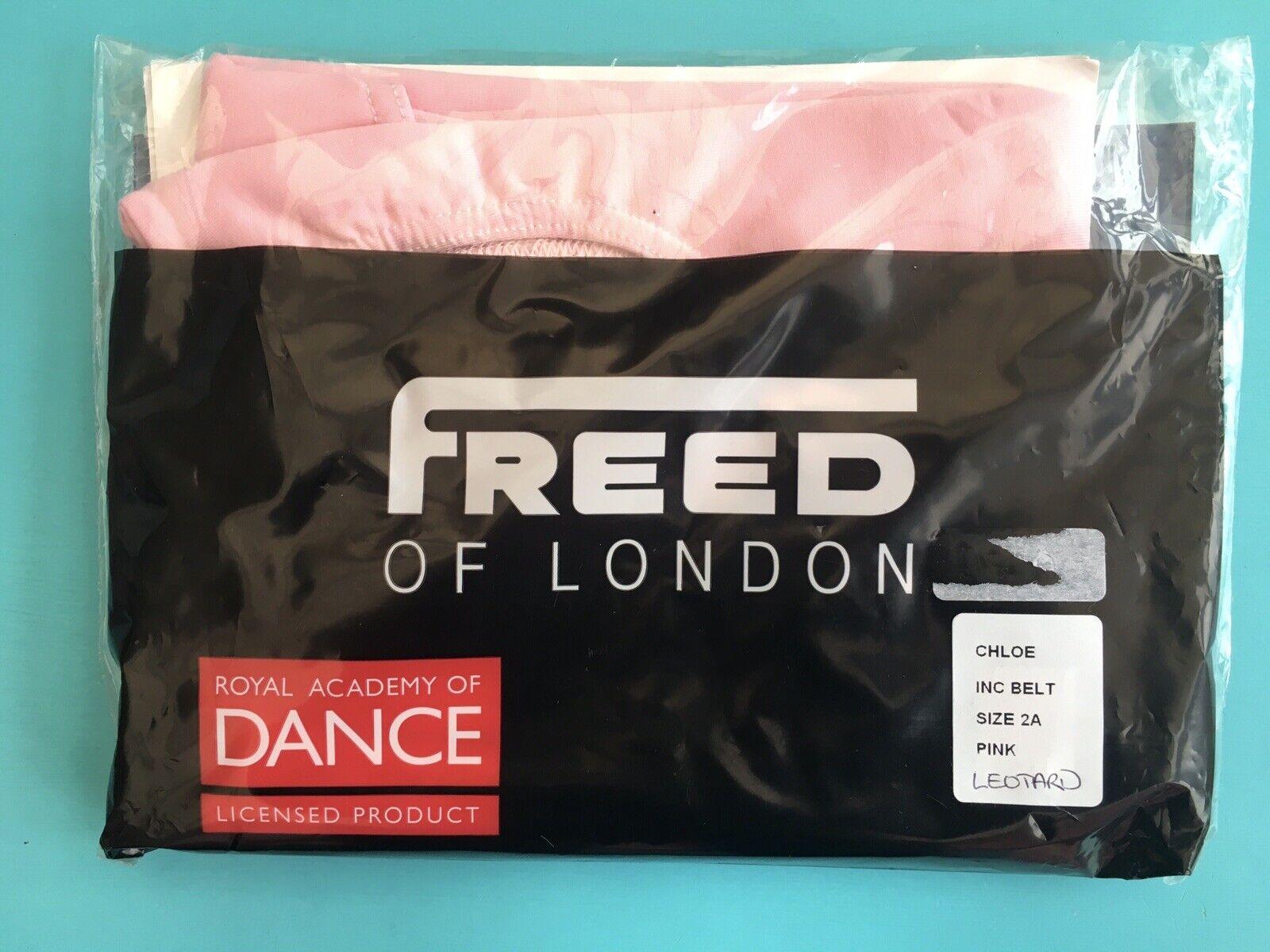 (2) FREED of london RAD Chloe leotard Size 2A