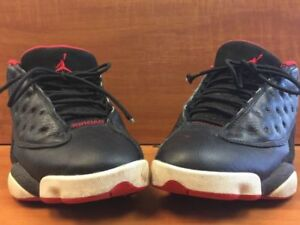 check out a4bc8 2d5c5 Image is loading Nike-Air-Jordan-13-XIII-Retro-Low-BRED-
