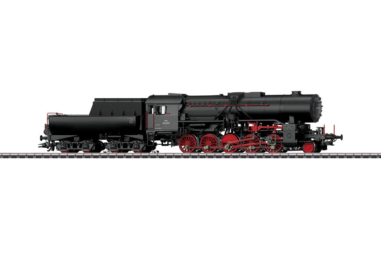 Märklin 39045 Locomotora Vapor Br 42 ÖBB Mfx Decodificador Funciones Sonido