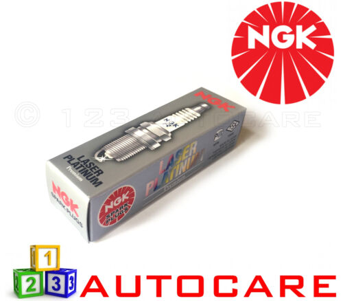 NGK Spark Plug Sparkplug PLTR6A-10G Type: Laser Platinum PLTR6A10G No 3587