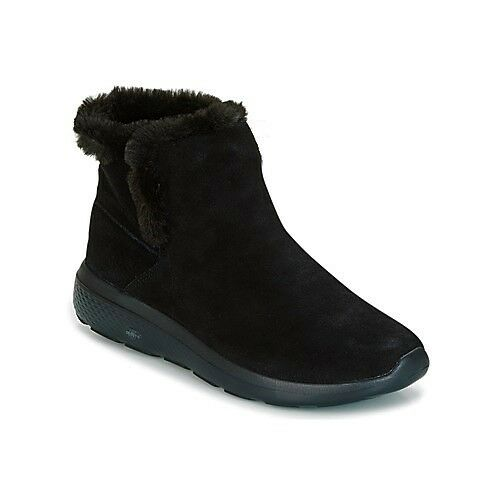Skechers ONTHEGOCITY 2 Black Chukka Boots 6.5 UK  39.5 EU + NIKWAX Waterproofing