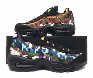 Nike Air Max 95 ERDL Party Black Multi AR4473 001 Chaussures