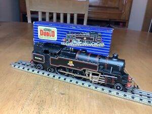 Hornby Dublo 3 Rail EDL18 BR 2-6-4 4MT Tank 80054 serviced & remaged boxed