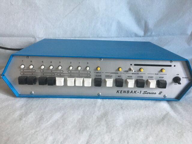 Kenbak-1 computer