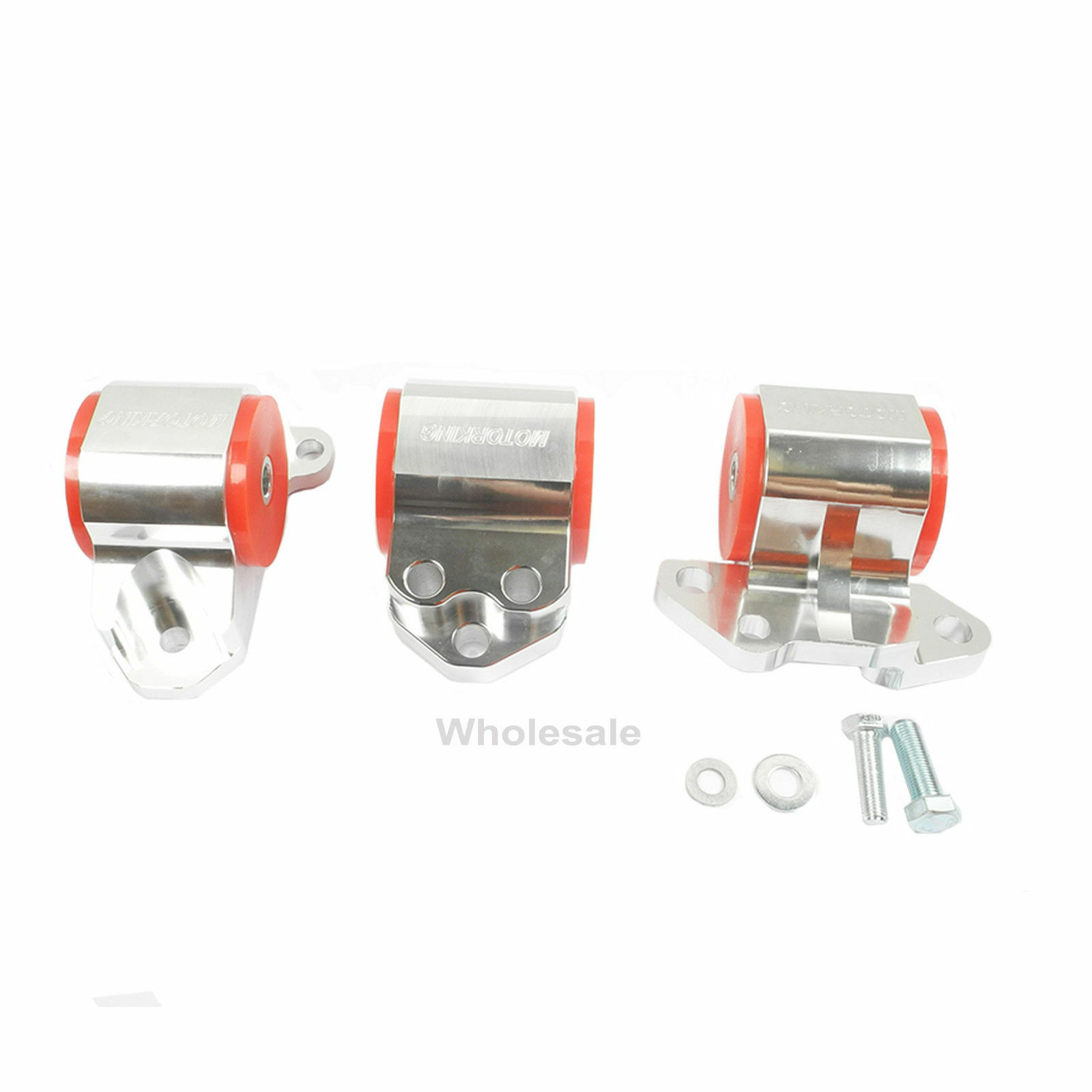 M1002 Swap Motor Mount 3 Bolt For 92-95 Honda Civic Del Sol 94-01 Acura B Series