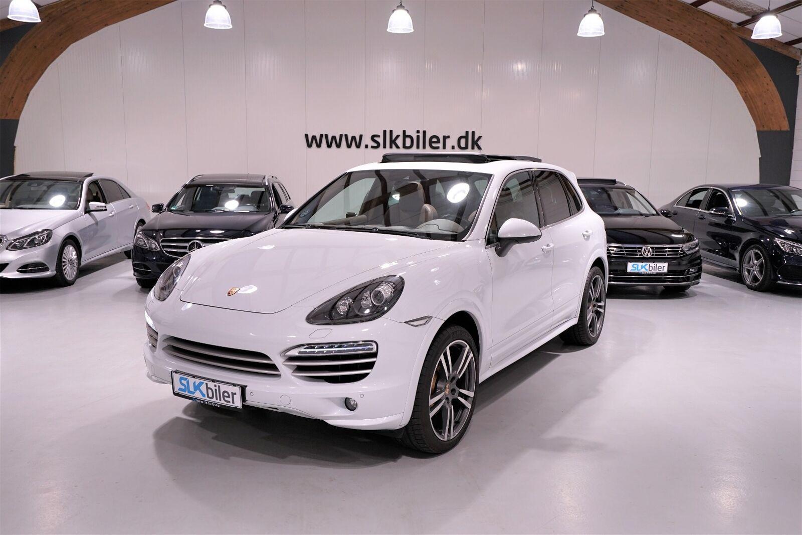 Porsche Cayenne 3,0 D Tiptr. 5d - 849.900 kr.