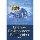 Energy-Environment-Economics by Nova Science Publishers Inc (Paperback, 2014)