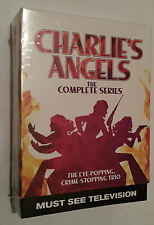 Charlie's Angels: La Completa Series - DVD Box Set NUEVO Y SIN ABRIR