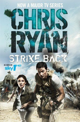 Strike Back By Chris Ryan. 9780099549673