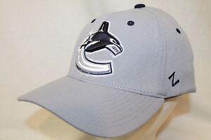 Vancouver Canucks Hat Cap