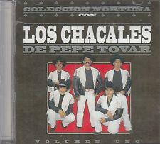 Los Chacales de Pepe Tovar Volumen Uno New Sealed Nuevo