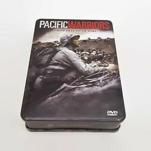 Pacific-Warriors-From-Hell-to-Victory-DVD-2011-5-Disc-Set-Tin-Case