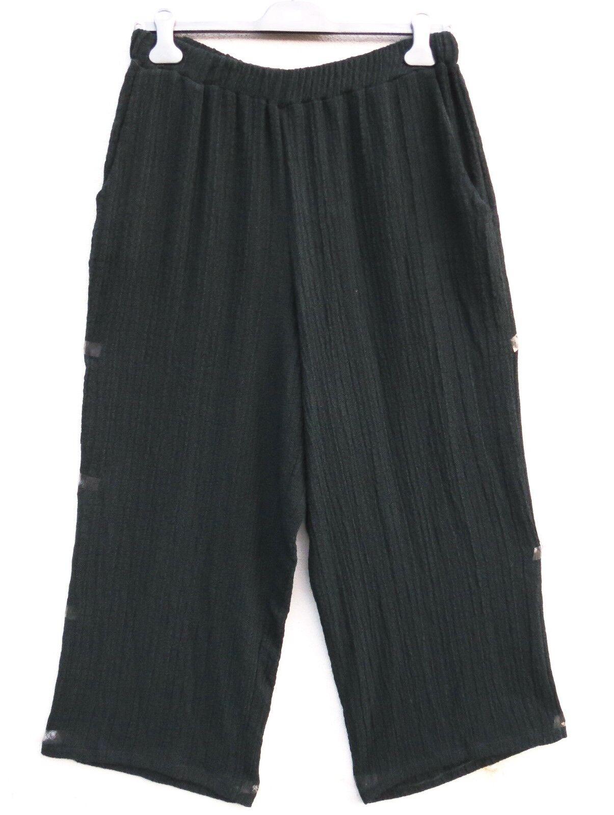 NEU LA MOUETTE bequeme Hose Trousers Hose Pantalon XXXL 56 Lagenlook