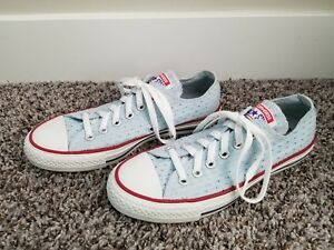 a29664672c71 Converse Chuck Taylor All Star Ox Low Top Blue Sneaker 547294F ...