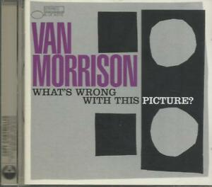 VAN-MORRISON-What-039-s-wrong-with-this-picture-2003-CD