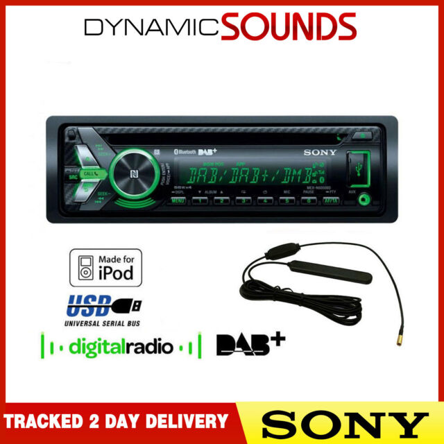 5c183d611 SONY MEX-N6001BD 55 x 4 Watts DAB Radio Bluetooth CD MP3 USB Car Stereo &  Aerial