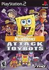 Nicktoons: Attack of the Toybots (Sony PlayStation 2, 2007)