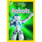 Robots by National Geographic Kids (Paperback, 2014)