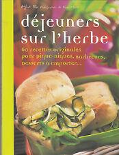 A. Blin - DEJEUNERS SUR L'HERBE - 2005 -