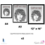Jim-Morrison-The-Doors-Word-Art-in-Songs-Portrait-Print-Gift-Collectable thumbnail 6