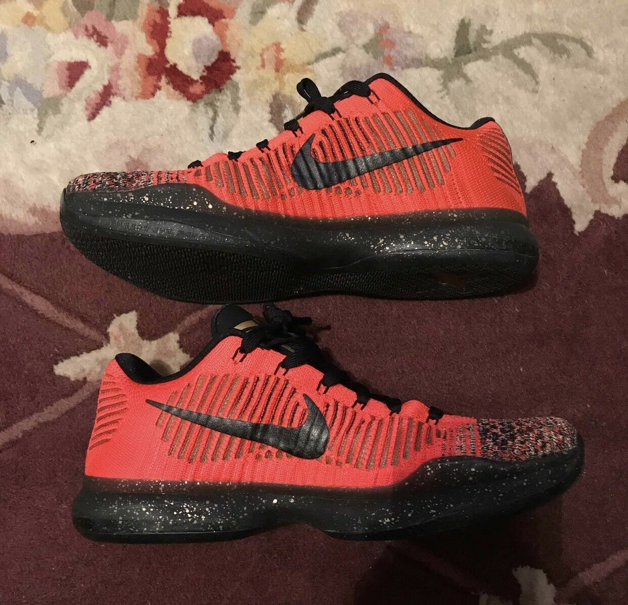 Kobe X  10 Elite Low Christmas / Xmas Size 11