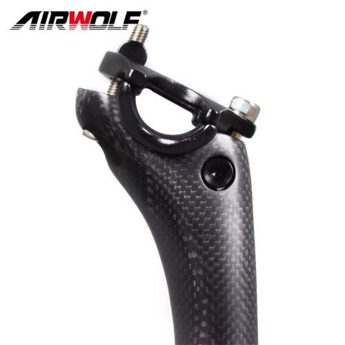 carbon bike seatpost 31.6*350//400mm carbon fiber road mtb bicycle seatposts