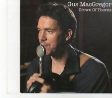 (FX235) Gus MacGregor, Crown Of Thorns - 2011 DJ CD