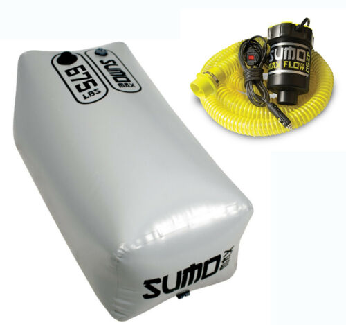 Straight Line Sumo Max Ballast Bag /& Pump Package 68735 475