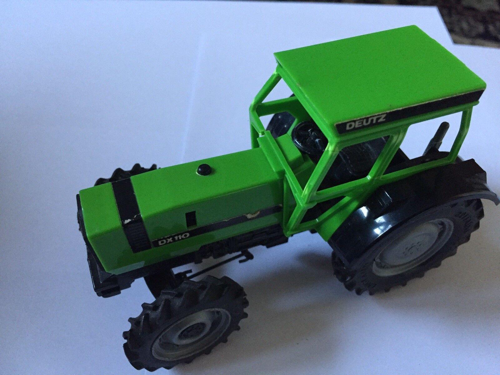 Britains Traktor - Deutz DX 110 -1 32 - Modell - Trector - 1978- vintage    Produktqualität