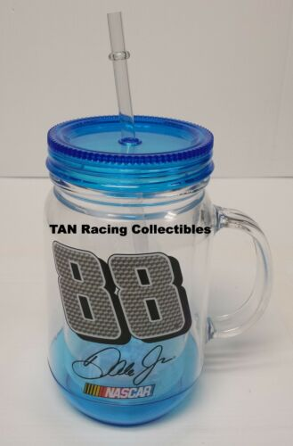 Dale Earnhardt Jr R/&R Imports 2015 #88 Mason Jar Mug 24oz FREE SHIP!!