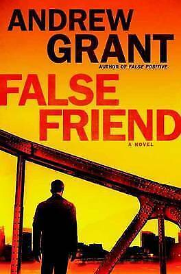 False Friend by Andrew Grant (Hardback, 2017)