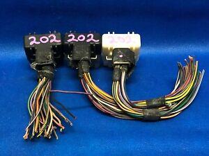 WIRING HARNESS PLUG CONNECTOR 02 DODGE RAM 4.7 CA ECM ECU MODULE PCM  56040202AD | eBayeBay