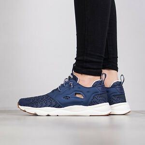 the latest 4ed47 23a39 Image is loading WOMEN-039-S-SHOES-SNEAKERS-REEBOK-FURYLITE-OFF-