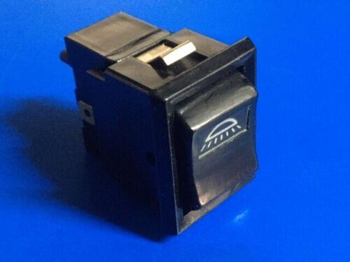 CLASSIC MGB MGB GT ILLUMINATED INTERIOR LIGHT ROCKER SWITCH 1977-80 AAU3206