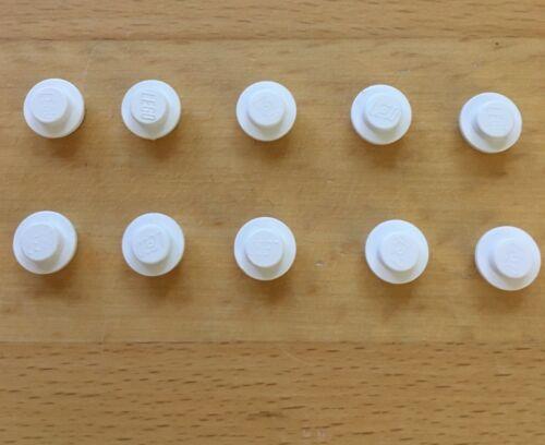 LEGO 4073 Platte Rundplatte 1x1 viele Farben große Auswahl 10 Stück  69 A