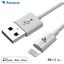 Rampow-2-m-Lightning-Cable-MFI-USB-Rapide-Chargeur-Pour-Original-iPhone-12-11-x miniature 3