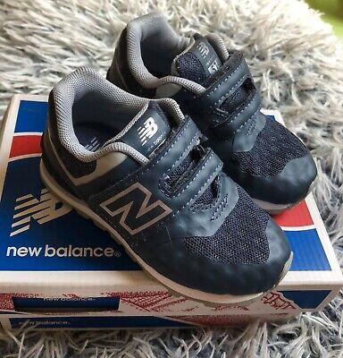 New Balance 574 Baby Trainers Velcro