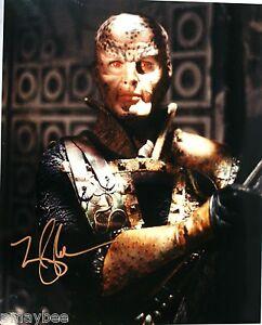 "Babylon 5 - AUTOGRAPHED 8""x10"" Photo - Mary Kay Adams as ""Na'Toth"""